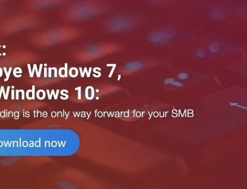 What Windows 7 end-of-life means for your business